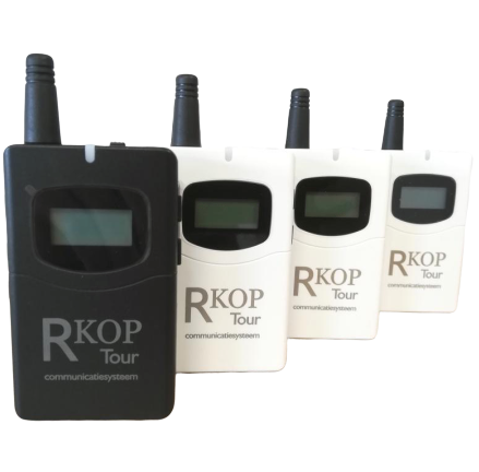 Rkop Tour Startset (9+ Ontvangers)
